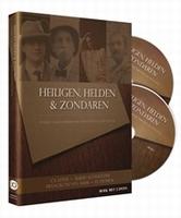 3DVD/BOEK - Heiligen, Helden en Zondaren
