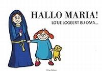 BOEK - Hallo Maria!