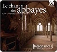 2CD - Le chant des Abbayes
