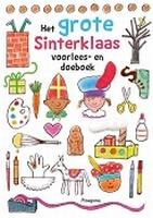 BOEK - Het grote Sinterklaas voorlees- en doeboek