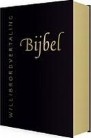 BOEK - Bijbel - Willibrordvertaling/zwart leer
