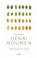 BOEK - Een jaar met Henri Nouwen  boek